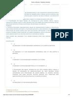 Questionário Sobre Saúde Bucal Coletiva