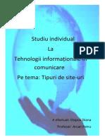 Studiu individual la TIC,Diana Osipov
