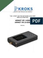 Manual_Vector_reflectometer_Arinst_VR_23-6200_ENG