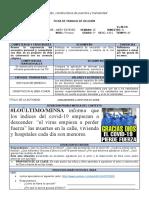 FICHA DE TRABAJO DE RELIGIÓN - SEMANA 25 (2)