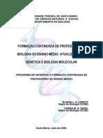 FORMAÇÃO CONTINUADA DE PROFESSORES DE biologia
