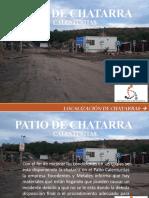 PATIO DE CHATARRAEXCEDENTES Y METALES