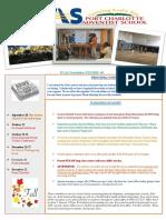 PCAS News Letter #5