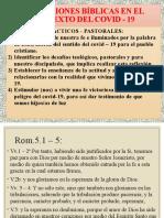 REF - COVID19 - Tema IX - Caracter y Esperanza