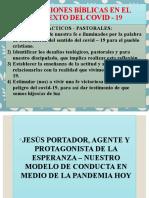REF - COVID19 - Tema VIII - Jesus Es La Esperanza