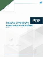 Criação e Produção Publicitária para rádio 1.pdf