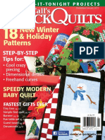 McCall's Quilting - Vol 17 N 1 December 2011 - January 2012