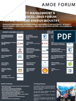 AIM & Operational Excellence Forum 29-30 November in Amsterdam
