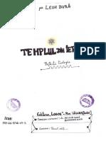 Templul Din Ierusalim (2020)