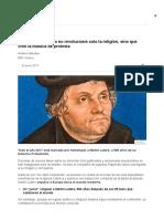 Cómo Martín Lutero no revolucionó solo la religión, sino que creó la música de protesta - BBC News Mundo