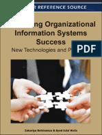 [Premier Reference Source] Zakariya Belkhamza, Zakariya Belkhamza, Syed Azizi Wafa - Measuring Organizational Information Systems Success_ New Technologies and Practices (2012, IGI Global) - libgen.lc.pdf
