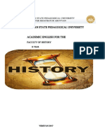 HISTORY 2-3-4-MA