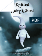 Knitted Baby Ghost