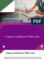 Requisitos y Programación de práctica TRF UNAB-CES