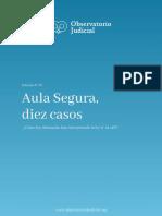 Informe 28 - Aula Segura