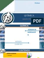 Diapositiva Estado Gaseoso - Proceso General