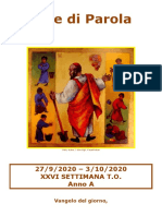Sete di Parola - XXVI Settimana T.O._A.doc