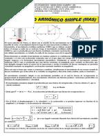 MOVIMIENTO ARMÓNICO SIMPLE (MAS) (1)