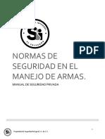 Manual de uso del arma de fuego