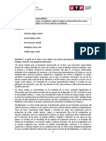 Material de trabajo 5 Nuevas propuestas politicas