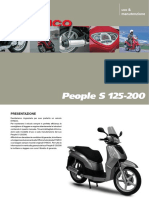 Kymco peoples 125 manuale