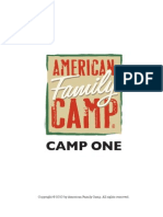 Camp One Highlights