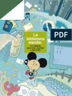 la biblioteca escolar- libro de españa