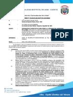 INFORME 118-2020 designacion de inspector de obra defenza (Recuperado automáticamente)