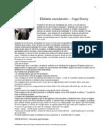 Cuento El Elefante Encadenado de J.Bucay