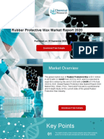 Rubber Protective Wax Market Report 2020