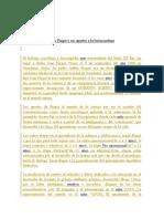 Jean Piaget y sus aportes a la lectoescritura