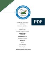 TRABAJO FINAL PSICOLOGIA SOCIAL Y COMUNITARIA