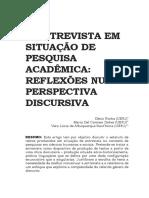 A entrevista em situação de pesquisa acadêmica reflexões numa perspectiva discursiva.pdf