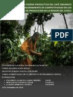Formulación de un Proyecto de Desarrollo Rural