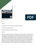 Todo sobre el libro de historia de las mejores batallas.doc