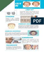 Infografía - Parálisis facial