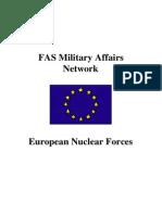 European Nuclear Forces