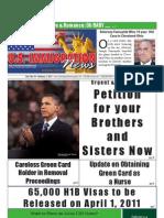 U.S Immigration Newspaper Vol 4 No 59