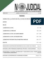 Boletín 13 de Julio de 2018