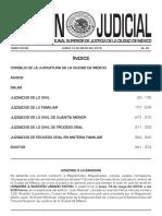 Boletín 13 de Mayo de 2019