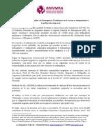Informe AMUMRA Trabajadoras de Casas Particulares - Pandemia COVID-19 Solo (1)