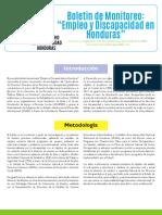 Boletin Empleo y Discapacidad_Observatorio DDHH_PcD