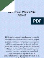 DERECHO PROCESAL PENAL El