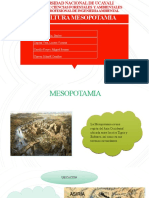 3. Cultura Mesopotamia