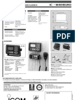 Ic-m401euro - Product Brochure - French