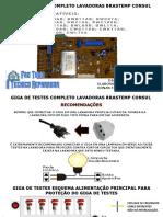 Esquema Eletrico Giga de Testes Brastemp Consul