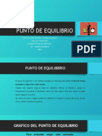 PUNTO DE EQUILIBRIO OK