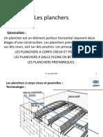 support-Plancher