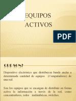 EQUIPOS ACTIVOS INALAMBRICOS.ppt