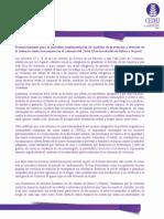 Pronunciamiento Sobre La Violencia Contra Las Mujeres en El Contexto Del Covid-19 - CDDH Nayarit y CEDHJ Jaslicopronunciamiento